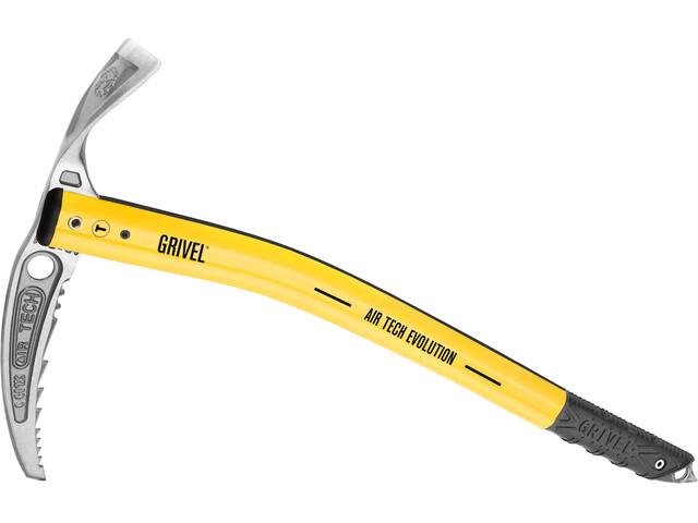 Grivel Air Tech Evolution IJsbijl, geel/zwart